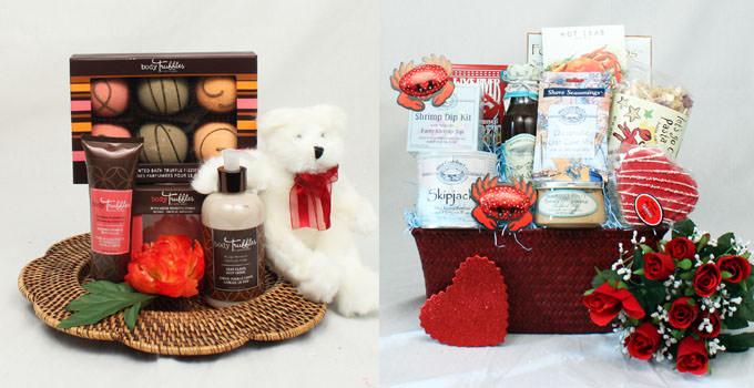 Sensual Gift Basket