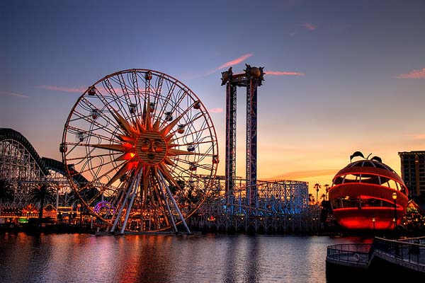 Disneyland , California