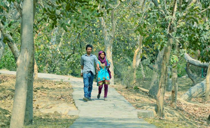 2. Lodhi Gardens near Khan Market for an Idyllic Date