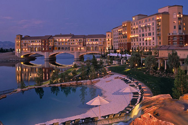 Hilton Lake Las Vegas Resort & Spa