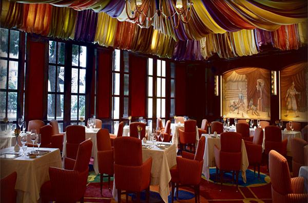 Le Cirque Restaurant Las Vegas