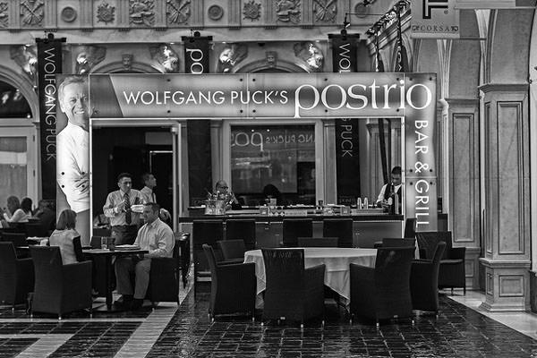 Postrio Bar & Grill
