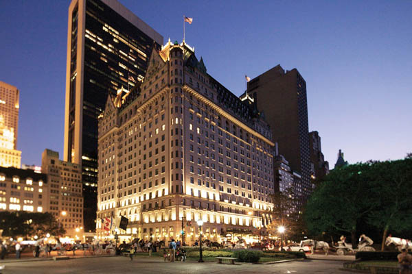 The Plaza Hotel New York