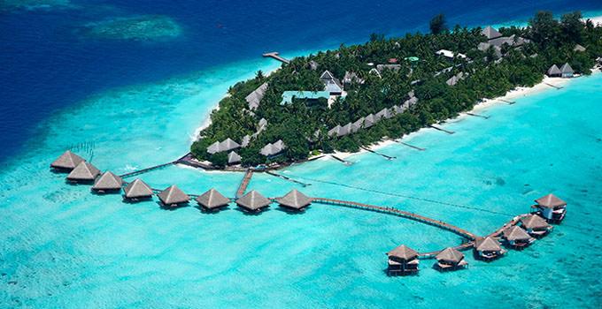 Adaaran Maldives Wedding