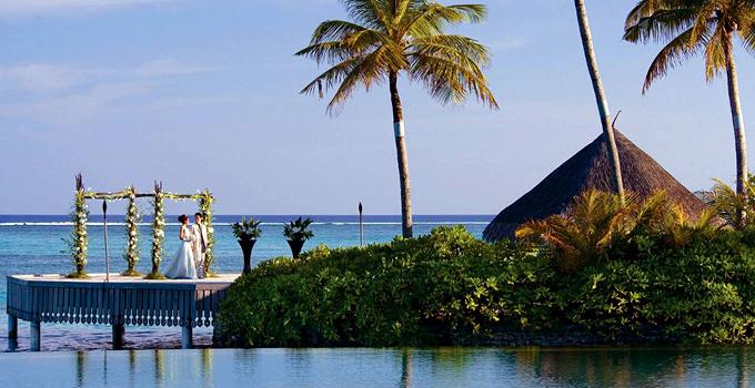 Four Seasons Resort Kuda Huraa Wedding