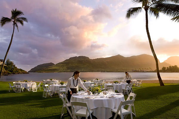 Kaua'i Marriott Resort Wedding