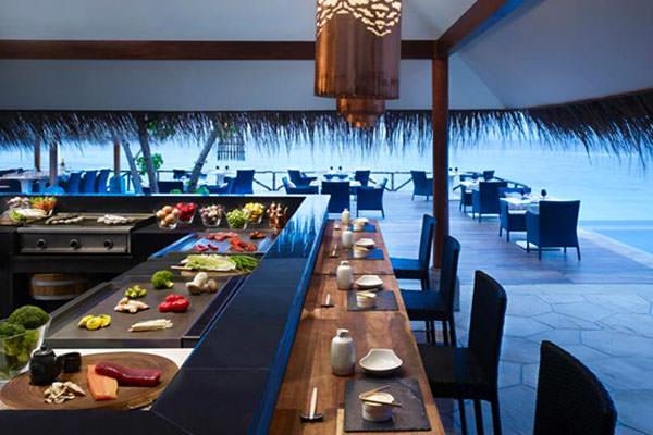 Open - The Grill Restaurant Vivanta by Taj Coral Reef