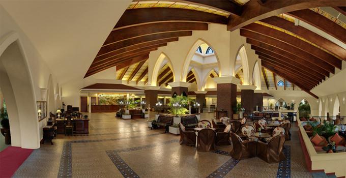 Ramada Caravela Beach Resort Lobby