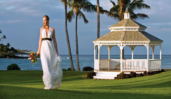 The Fairmont Orchid, Hawaii Wedding