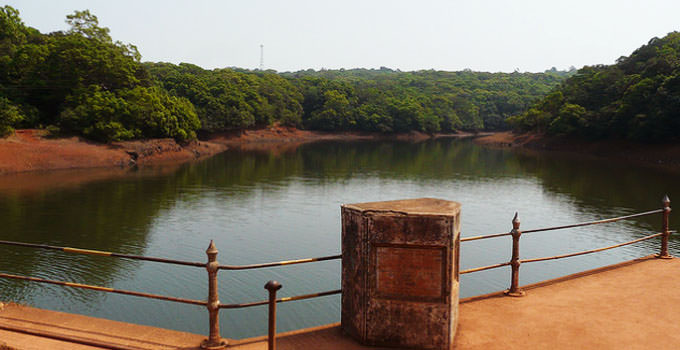 Charlotte lake in Matheran