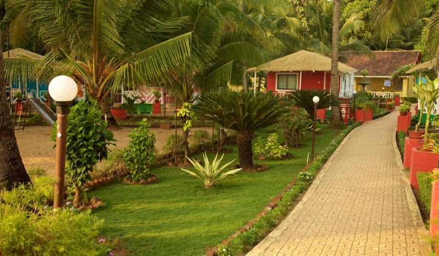 Hotel Cuba Retreat in Goa