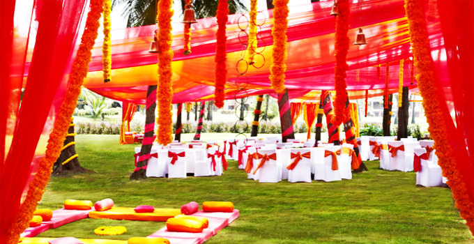 The Forest, perfect for a wedding celebration in Park Hyatt Goa.