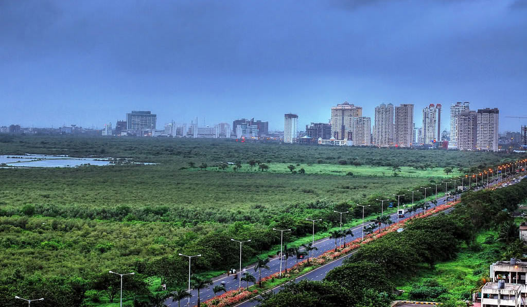 Palm Beach Road, Navi Mumbai