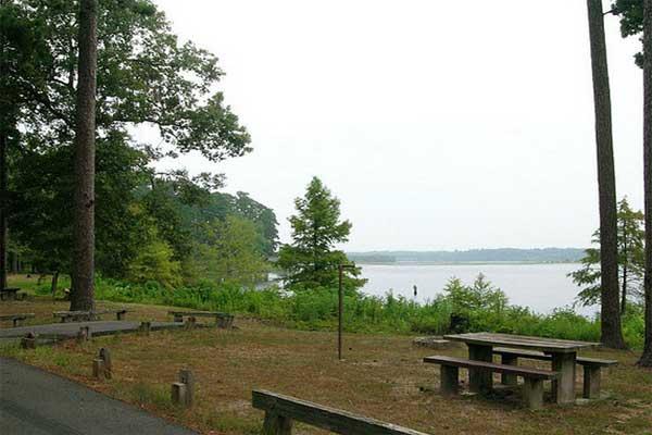 Corney Lake