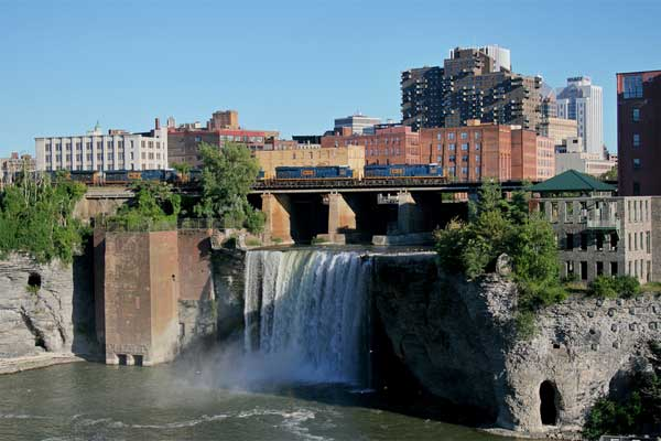 romantic places in rochester ny