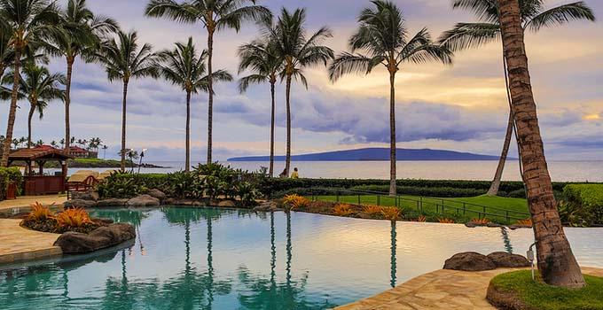 Wailea Beach Villa Resort Pool
