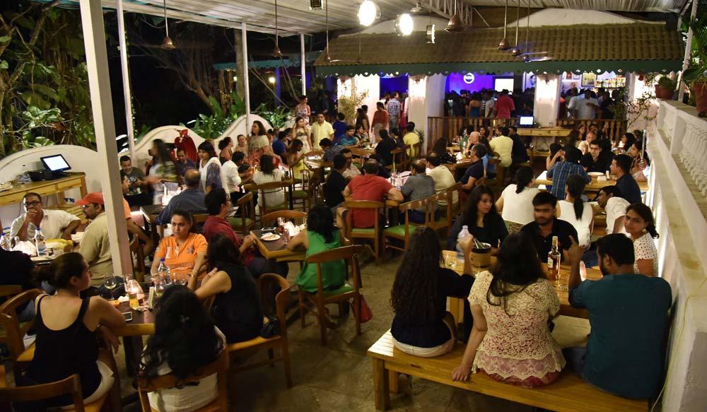 Cohiba Bar & Kitchen in Goa