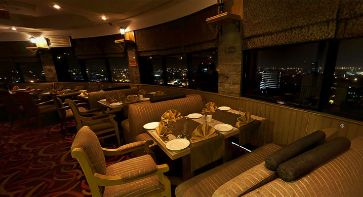 Parikrama - The Revolving Restaurant