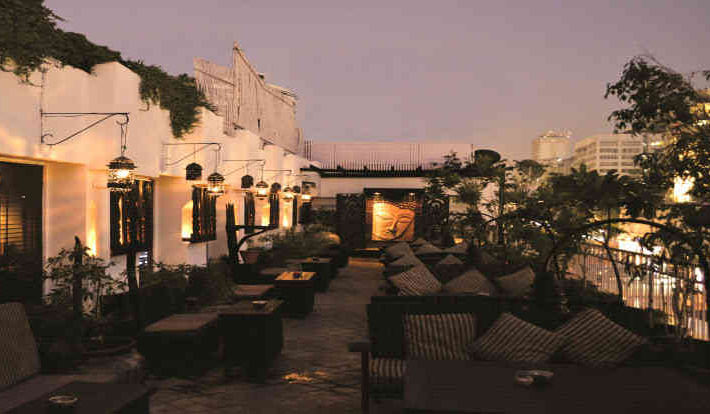 Qba Bar And Restaurant, Connaught place
