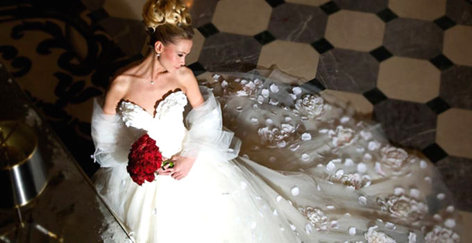 Le Meurice Wedding
