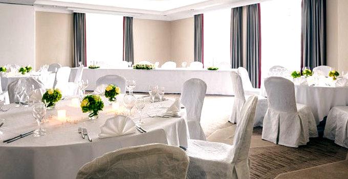 Munich Marriott Hotel Ballroom