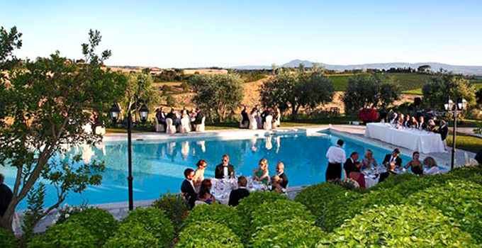 BorgoTre Rose Tuscany Wedding Venue