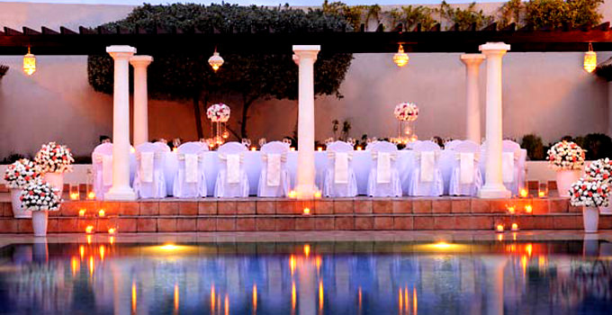 JW Marriott Hotel Dubai Wedding Venue