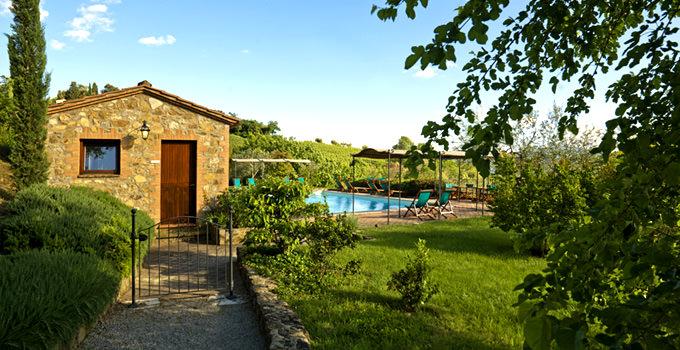 Relais Villa Monte Solare in Italy