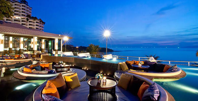 Royal Cliff Hotels pattaya