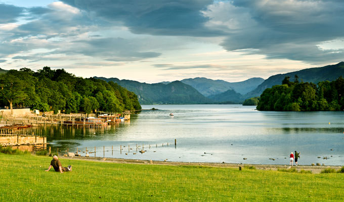 Lake District , England