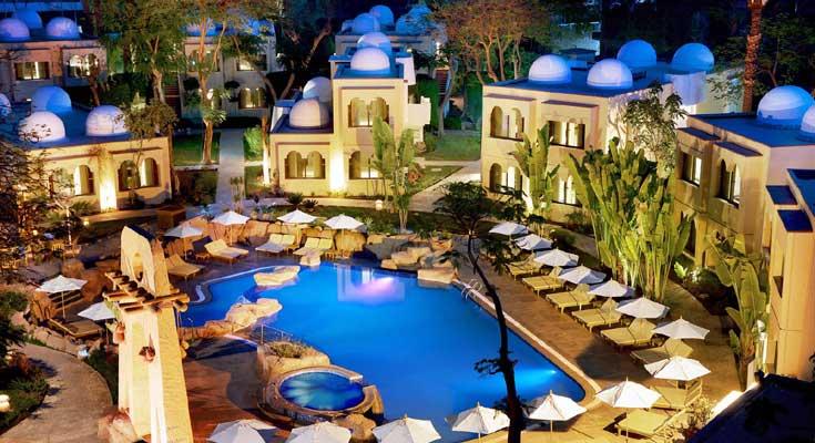 Sheraton-Luxor-Resort,-Luxo