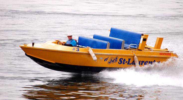 Jet Boating, Montreal