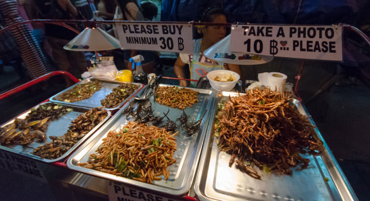 Local Market, Bangkok