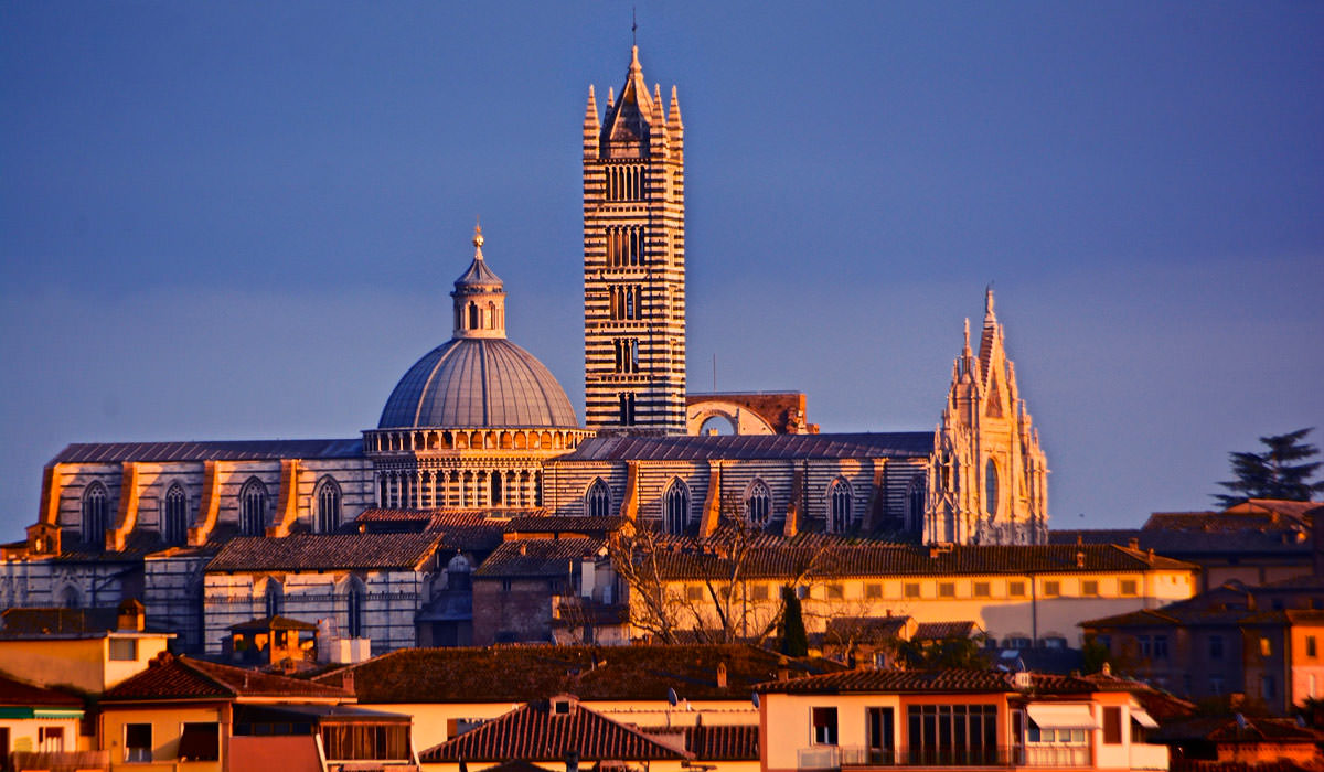 Duomo-di-Siena Church