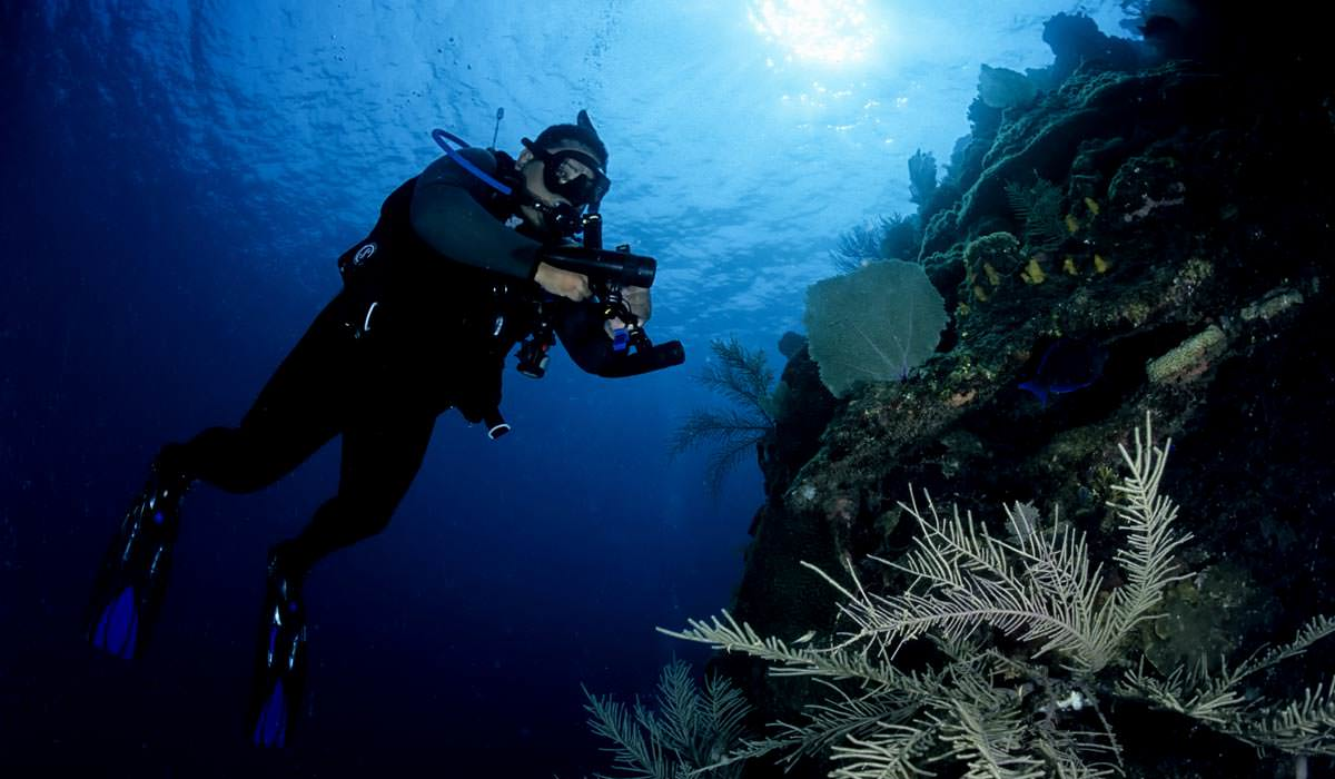 Scuba-Diving in Lakshadweep
