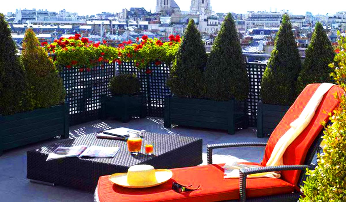 Plaza Athenee, Paris, France