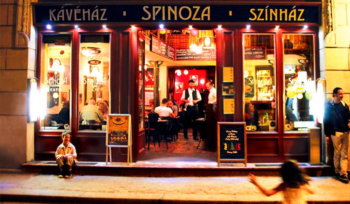 Spinoza  Budapest