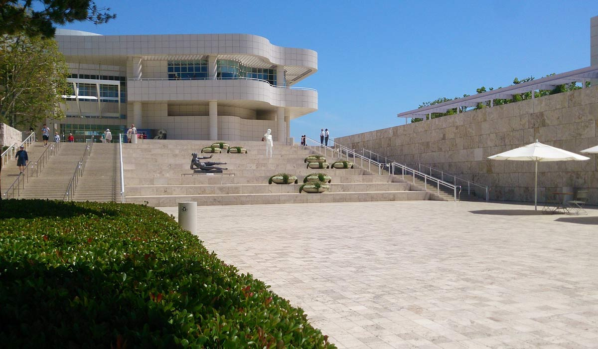 The Getty Center, Los Angles