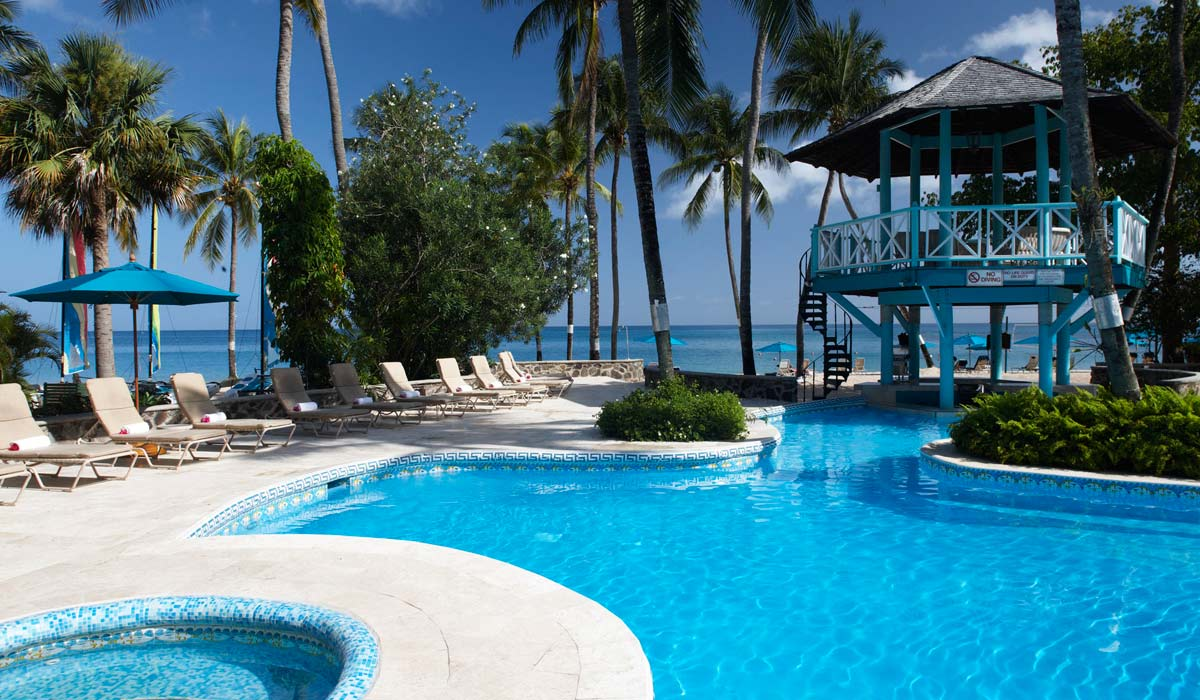 Rendezvous Hotel St Lucia Website