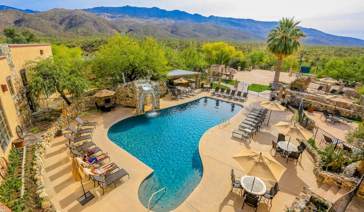 Tanque Verde Ranch in Arizona