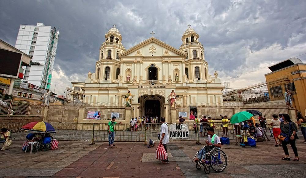 quiapo church philippines