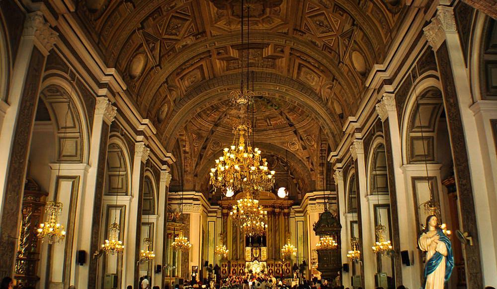 San Augustine Church in Manila