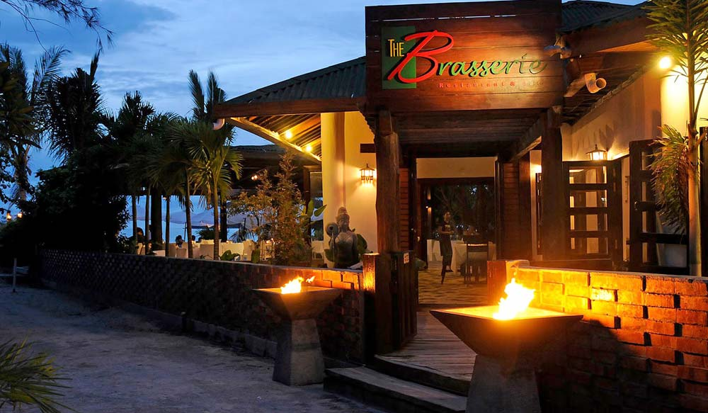 The Brasserie Restaurant in Langkawi