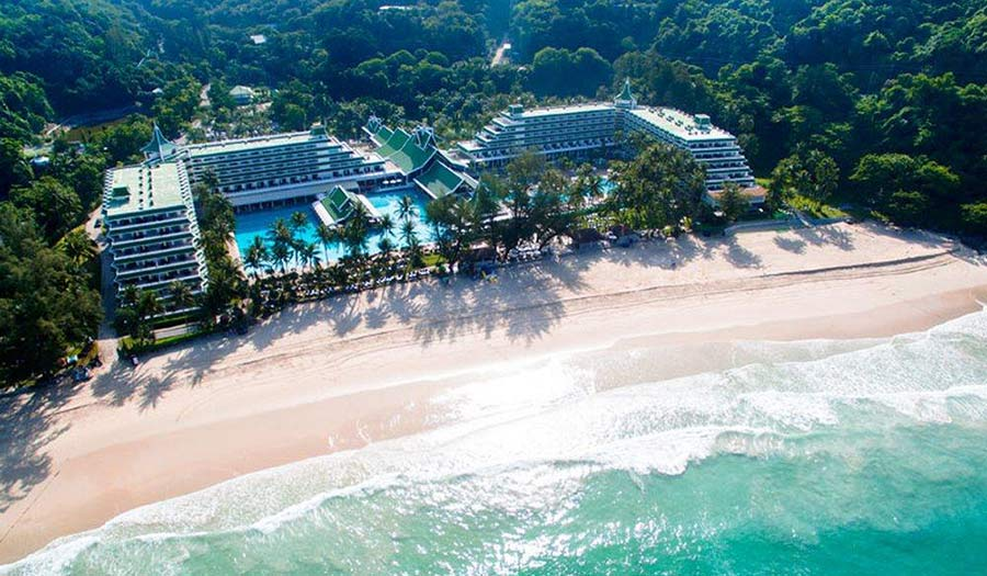 Le Meridien Phuket Beach Resort