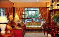 Hotel Orly - for a romantic holiday in Santiago