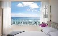 The Modern Honolulu Romantic hotel