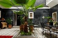 Riad Menzeh - romantic oriental atmosphere