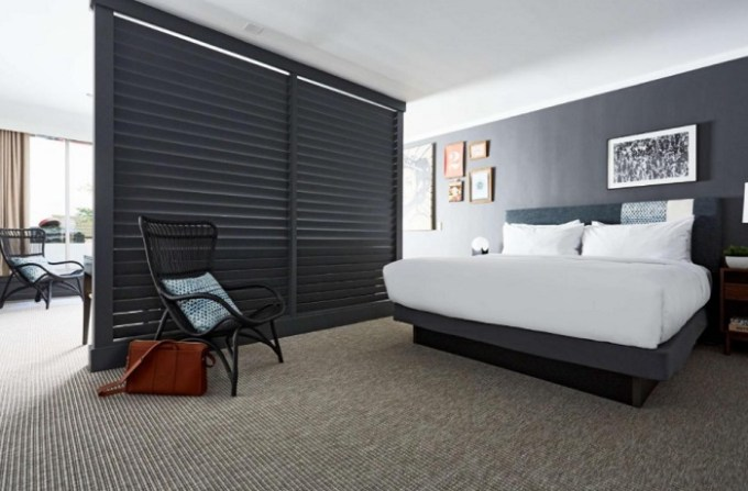 A Boutique hotel suite in Hotel Kabuki, San Francisco, near Downtown