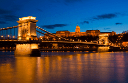 Budapest, one of the best weekend getaways for couples