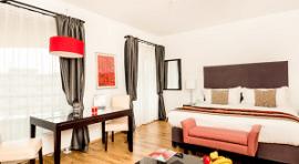 Fraser Residence Budapest, Luxury hotels in Budapest city centre